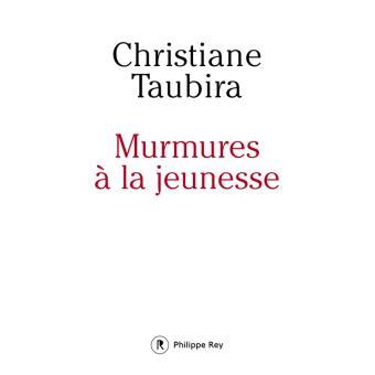 Christiane Taubira, Murmures à la jeunesse
