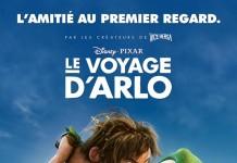 Le voyage d'Arlo, un film de Peter Sohn