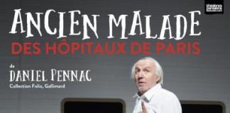 Ancien malade des hôpitaux de Paris, de Daniel Pennac