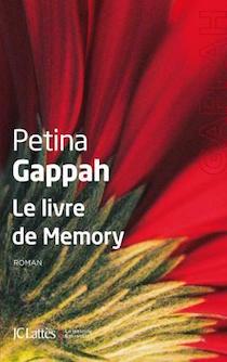 Le livre de Memory