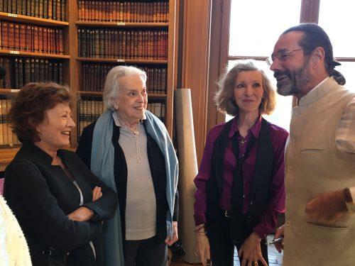 C.Clerc, S.Bertière, E.de Boysson, F.Ferney