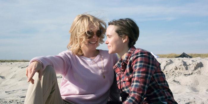 Free Love - Ellen Page et Julianne Moore,