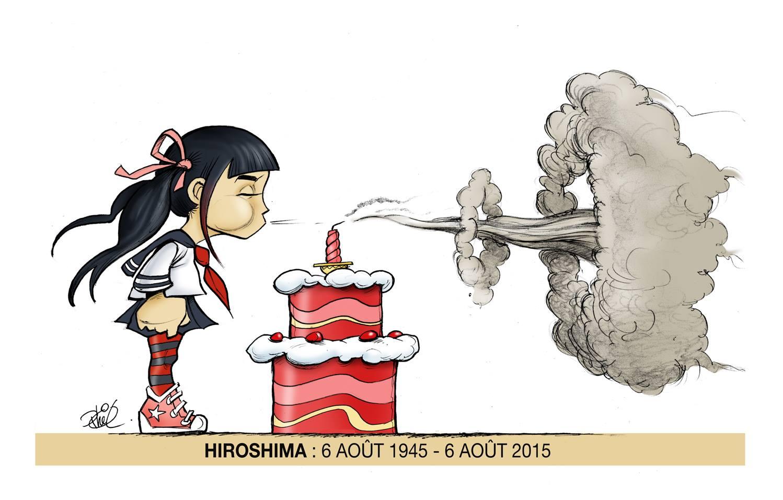 Hiroshima - 70 ans