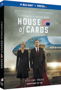 House Of Cards, saison 3