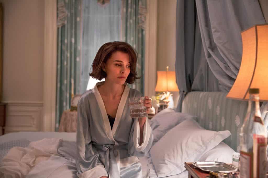 Jackie de Pablo Larrain avec Natalie Portman