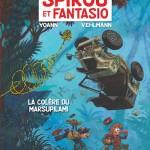 Les aventures de Spirou et Fantasio tome 55 La colère du Marsupilami