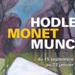 Hodler Monet Munch