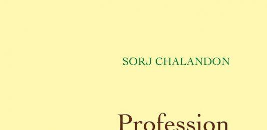 Profession du père, un livre terrifiant de Sorj Chalandon (Grasset)