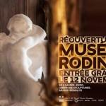 La sculpture au coeur de la rénovation du musée Rodin