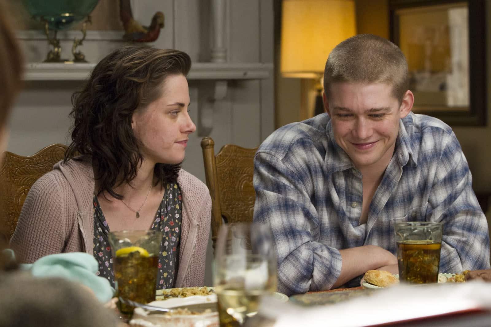 Kristen Stewart;Joe Alwyn- repas de famille