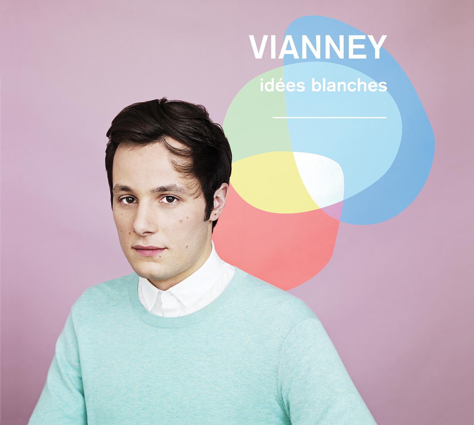 Idées Blanches, nouvel album de Vianney