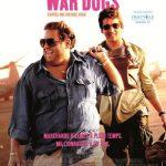 War dogs affiche