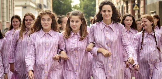 Elles les filles du plessis