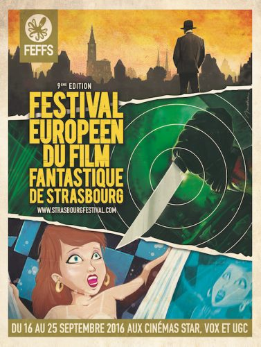 Festival Européen du Film Fantastique de Strasbourg