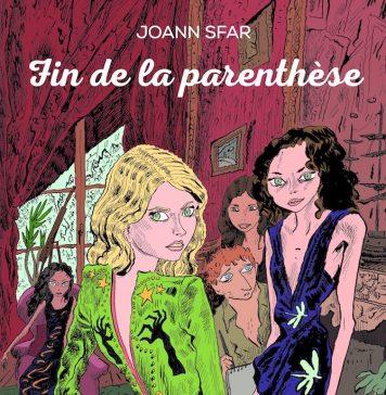 Joann Sfar (Rue de Sèvres)