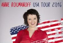Anne Roumanoff en tournée américaine