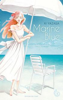 Marine Blue tome 1