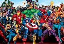 The Avengers 3 Infinity War