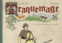 Traquemage, tome 1