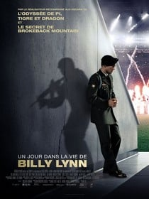 un jour dans la vie de Billy Lynn d'Ang Lee ; Joe Alwyn
