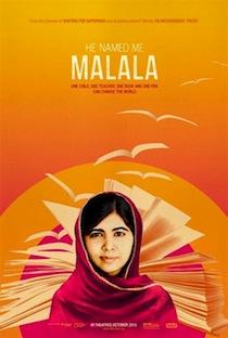 Il m'a appelée Malala, un film de Davis Guggenheim