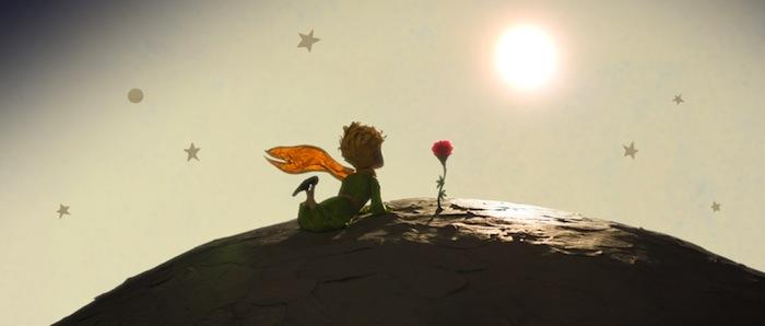 Le Petit Prince, un film d'animation de Mark Osborne (DVD)