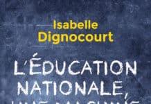 L'Education nationale, une machine à broyer