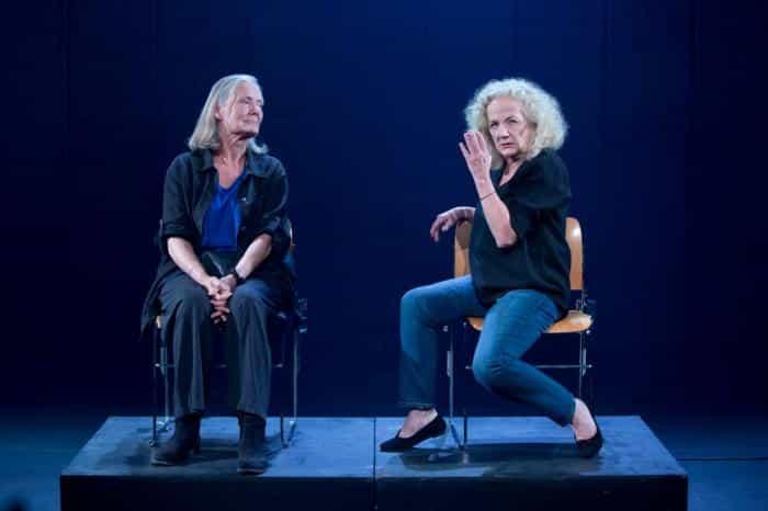 Le duo choc et méchamment drôle de Catherine Hiegel et Tania Torrens