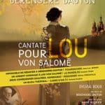 Cantate pour Lou von Salomé