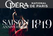 L'Opéra de Paris à la fête pour ses 350 ans d'histoire !