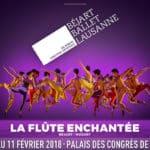 Béjart Baller Lausanne La Flute Enchantée