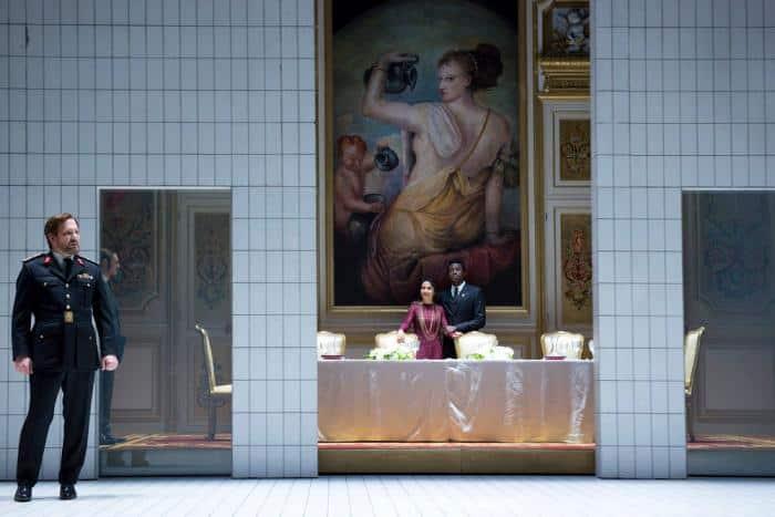 """""""Macbeth"""", un couple possédé au Théâtre de l'Odéon"""