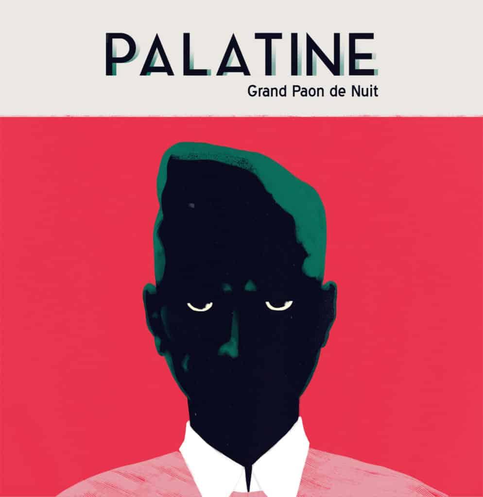 Palatine, Grand paon de nuit
