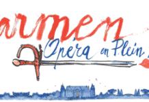 Carmen, l'opéra en plein air pour édition 2018
