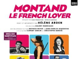 Montand Le French Lover