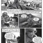 Un destin hors du commun raconté dans la BD Nelson Mandela, une vie au service de la liberté aux éditions 21g