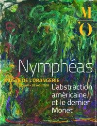 Nymphéas, l'abstraction américaine et le dernier Monet