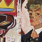 Basquiat Schiele