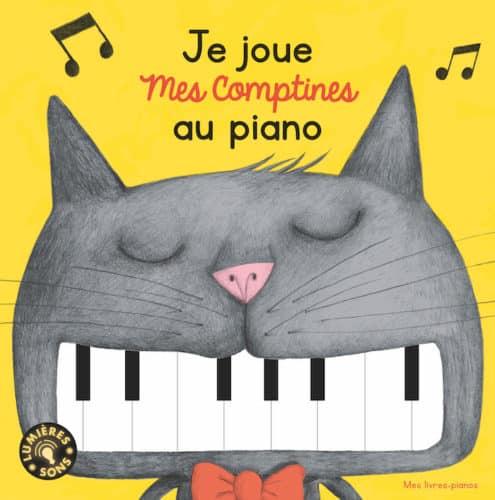 Je Joue Mes Comptines Au Piano Un Livre Piano Pour Les
