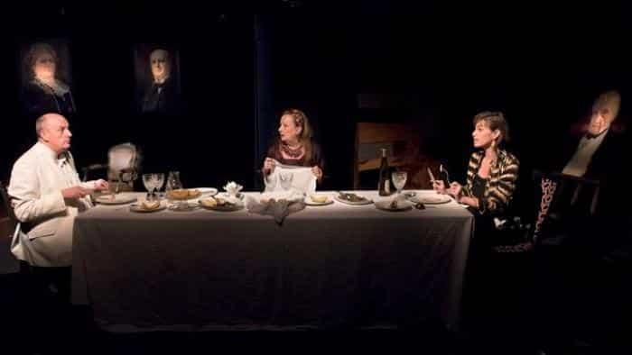 """""""Déjeuner chez Wittgenstein"""" servi par un trio de choc"""