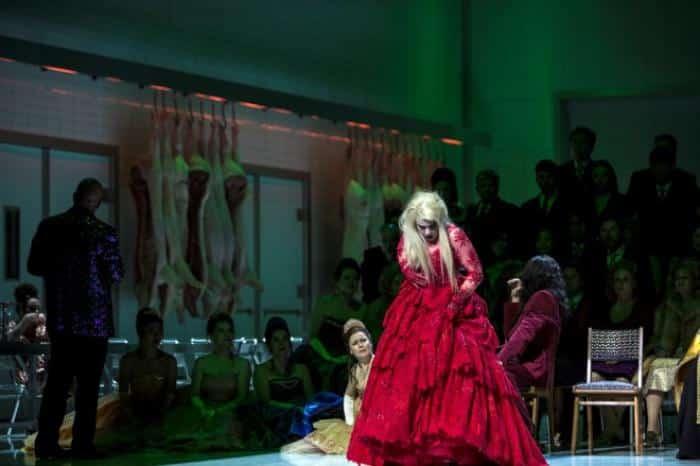Lady Macbeth de Msensk à l'Opéra Bastille : L'amour à mort selon Warlikowski