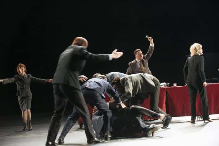 """""""Ca ira (1) Fin de Louis"""" ou le souffle révolutionnaire transcendé, derniers rounds"""