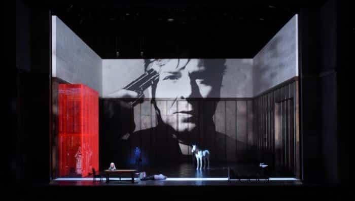 Un Don Carlo et son double pour la Première à l'Opéra Bastille
