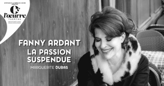 Fanny Ardant / Marguerite Duras : la liberté par dessus tout