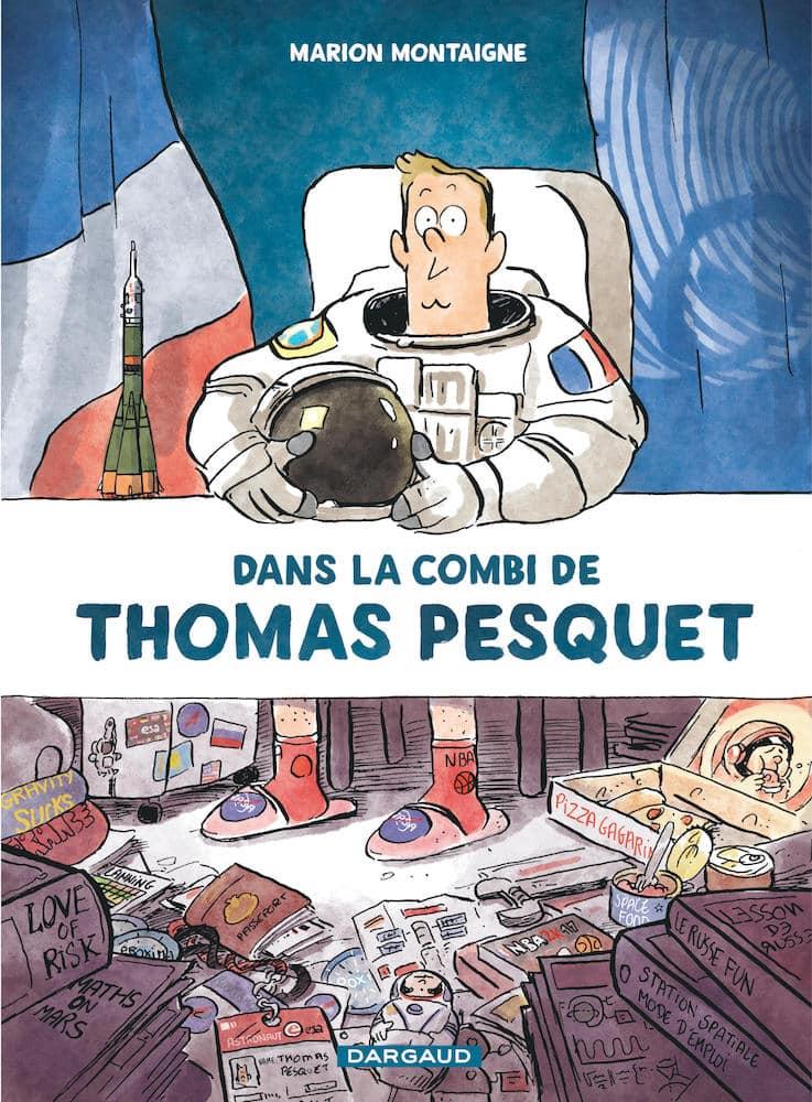 Thomas pesquet BD