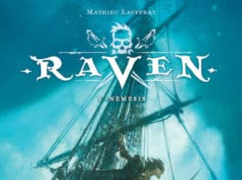 Raven tome 1