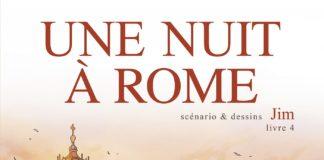 Une nuit à Rome tome 4