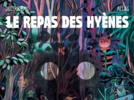 le Repas de hyènes