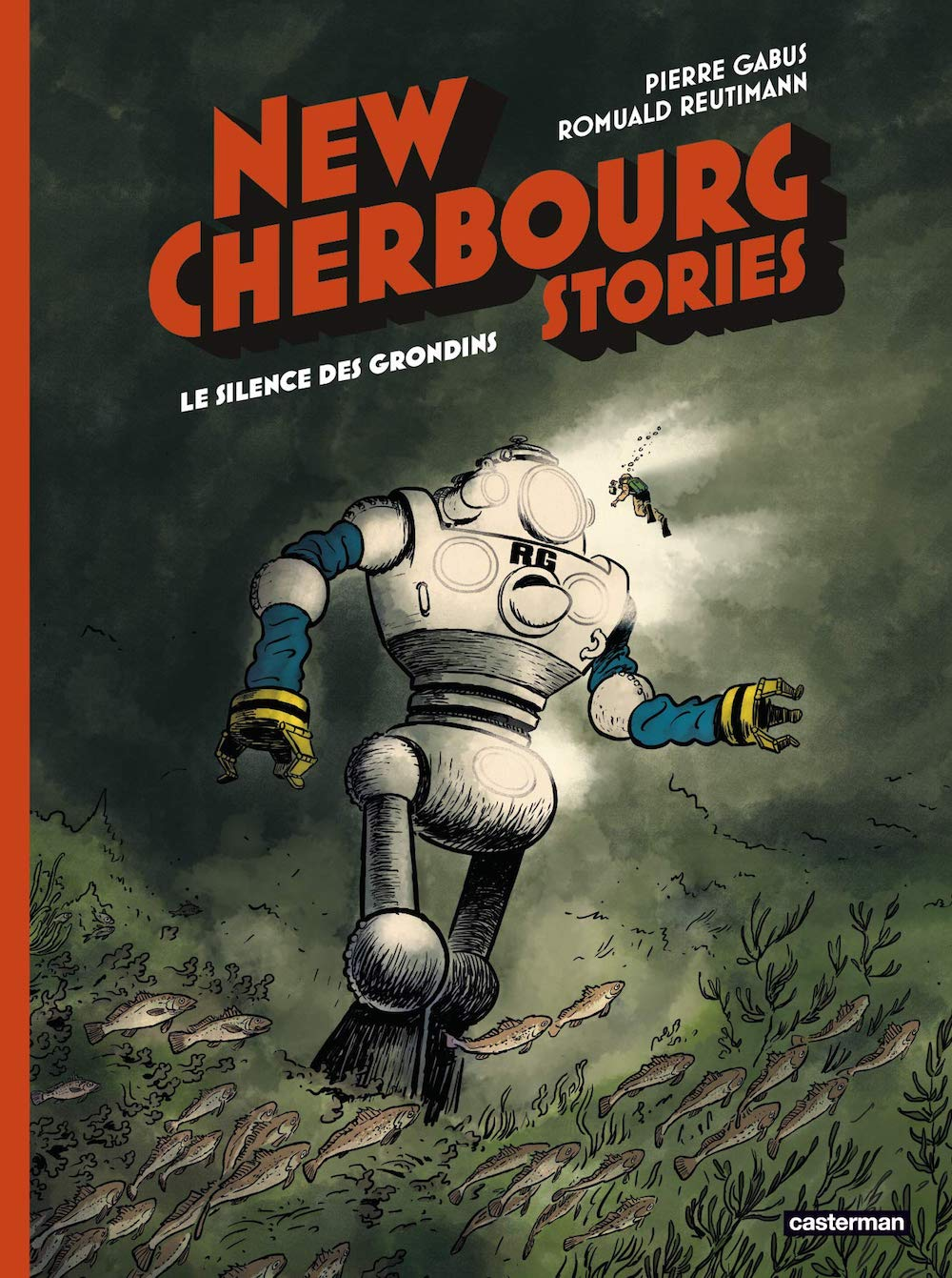 New Cherbourg Stories, tome 2