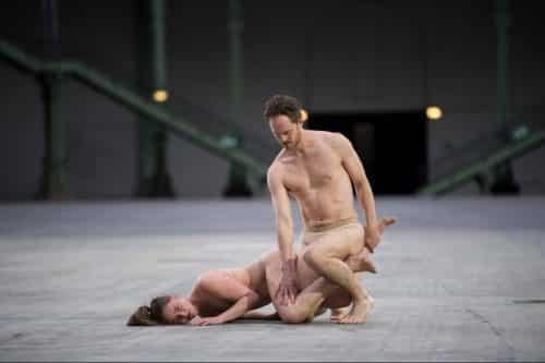 Une dernière ronde avec Boris Charmatz au Grand Palais à voir sur France 5